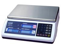 Весы счетные CAS EC-6