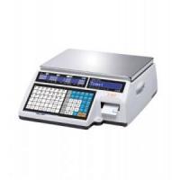 Весы торговые с принтером этикеток CAS CL5000J-15IВ TCP-IP